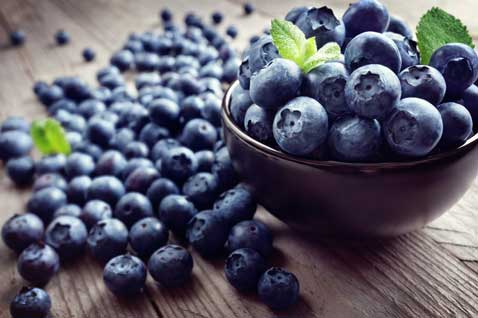 Blueberry Bliss Body Treatment  $150