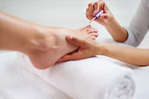 Aveda Pedicure $78